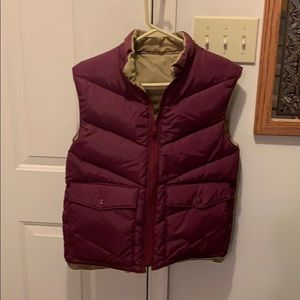 Anderson Little Reversible Goose Down Vest
